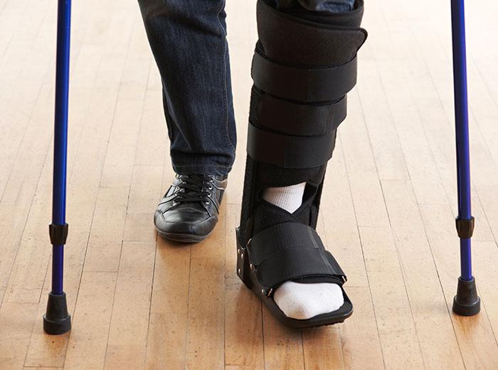Fixing Foot Fractures