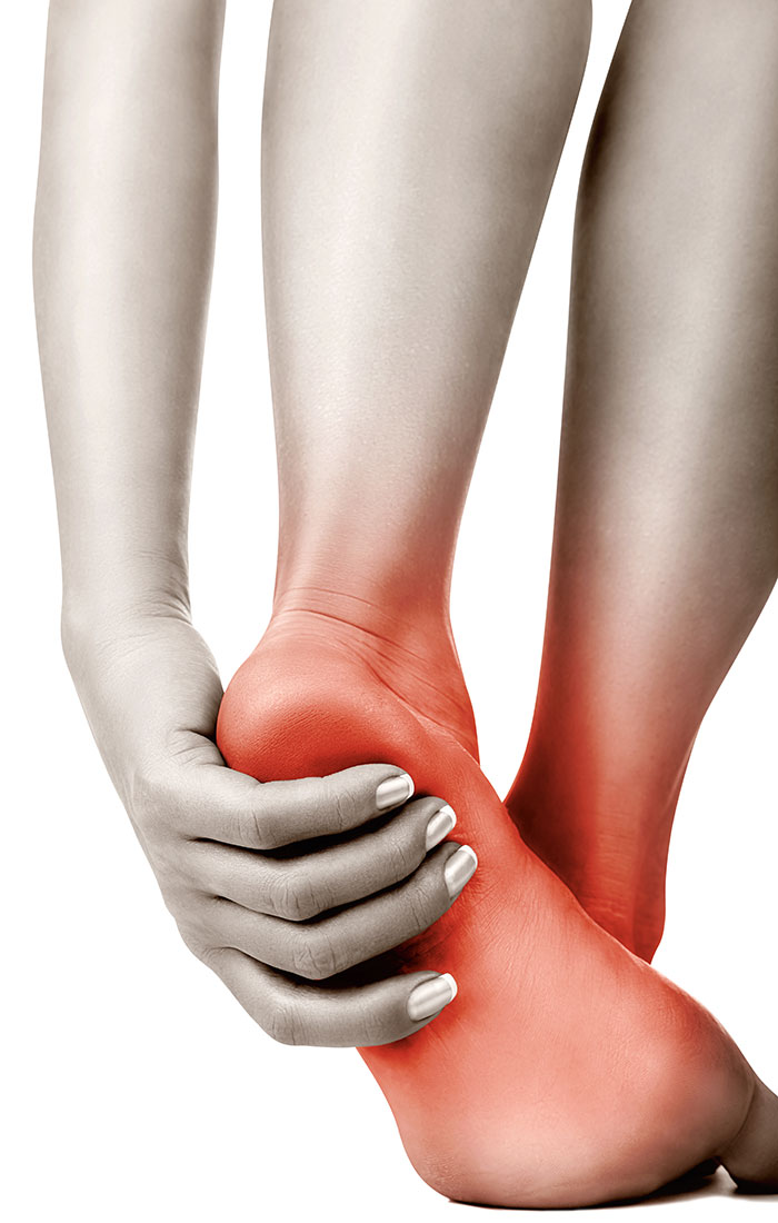 The Many Sources Of Heel And Foot Pain